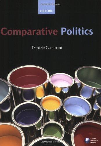 9780199298419: Comparative Politics