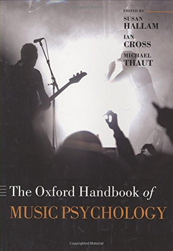 9780199298457: Oxford Handbook of Music Psychology (Oxford Library of Psychology)