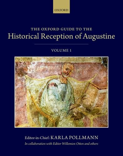 9780199299164: The Oxford Guide to the Historical Reception of Augustine: Three Volume Set