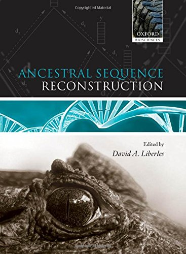9780199299188: Ancestral Sequence Reconstruction (Oxford Biosciences)