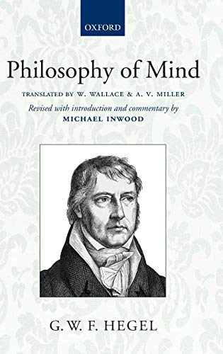 9780199299515: Hegel: Philosophy of Mind: Translated with Introduction and Commentary