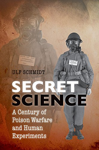 9780199299799: Secret Science: A Century of Poison Warfare and Human Experiments