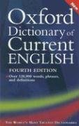 9780199299966: Oxford Dictionary of Current English