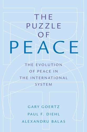 9780199301027: The Puzzle of Peace: The Evolution of Peace in the International System