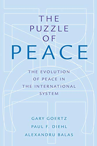 9780199301034: The Puzzle of Peace: The Evolution of Peace in the International System