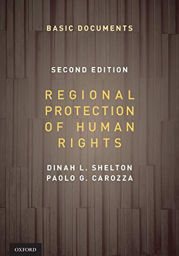 9780199301621: Regional Protection of Human Rights Pack