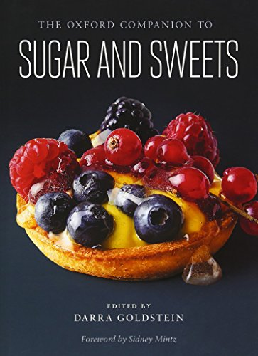 9780199313396: The Oxford Companion to Sugar and Sweets