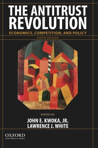 9780199315499: The Antitrust Revolution: Economics, Competition, and Policy