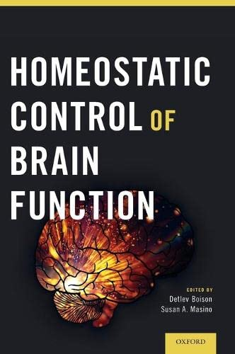 9780199322299: Homeostatic Control of Brain Function