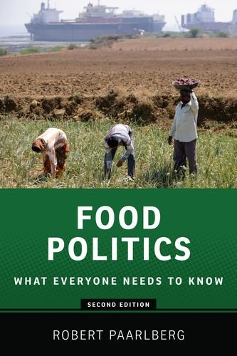 9780199322398: Food Politics: What Everyone Needs to Know