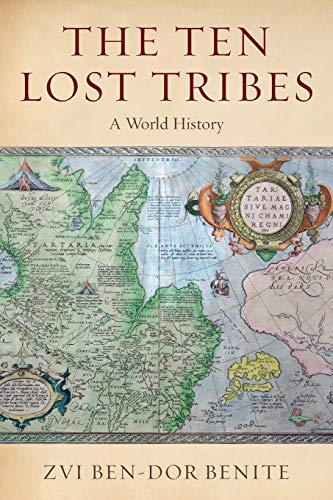 9780199324538: The Ten Lost Tribes: A World History