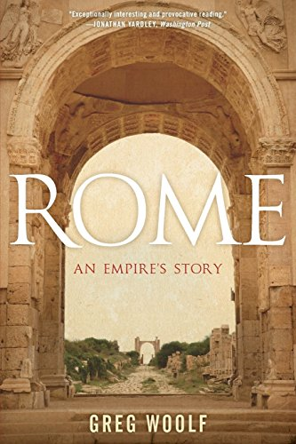 9780199325184: Rome: An Empire's Story