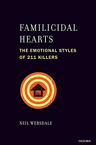 9780199325849: Familicidal Hearts: The Emotional Styles of 211 Killers (Interpersonal Violence)