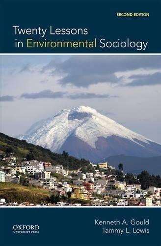 9780199325924: Twenty Lessons in Environmental Sociology