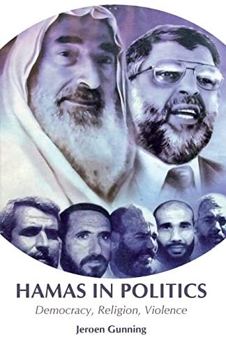 9780199326600: Hamas in Politics: Democracy, Religion, Violence