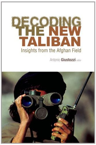 9780199326938: Decoding the New Taliban: Insights from the Afghan Field