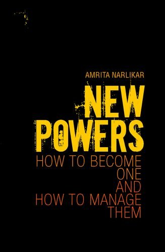9780199327263: New Powers: How to Become One and How to Manage Them