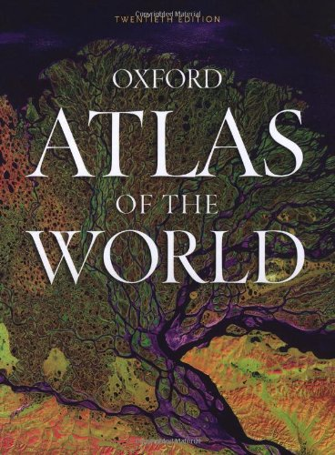 9780199328468: Atlas of the World