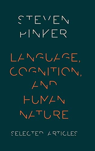 9780199328741: Language, Cognition, and Human Nature