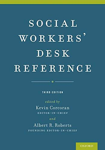 9780199329649: Social Workers' Desk Reference