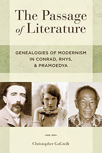 9780199330133: The Passage of Literature: Genealogies of Modernism in Conrad, Rhys, and Pramoedya
