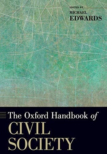 9780199330140: The Oxford Handbook of Civil Society (Oxford Handbooks)