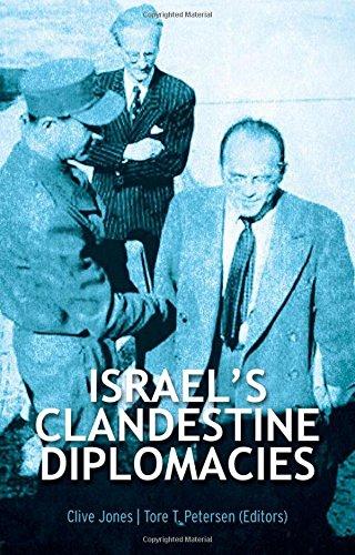 9780199330669: Israel's Clandestine Diplomacies