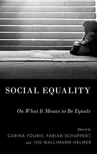 9780199331109: Social Equality: On What It Means to be Equals