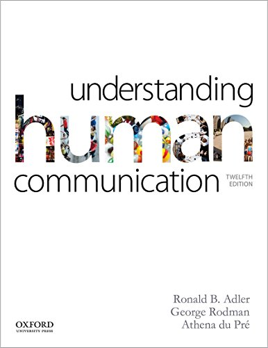 9780199334322: Understanding Human Communication