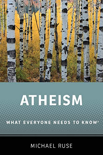 9780199334582: Atheism: What Everyone Needs to Know