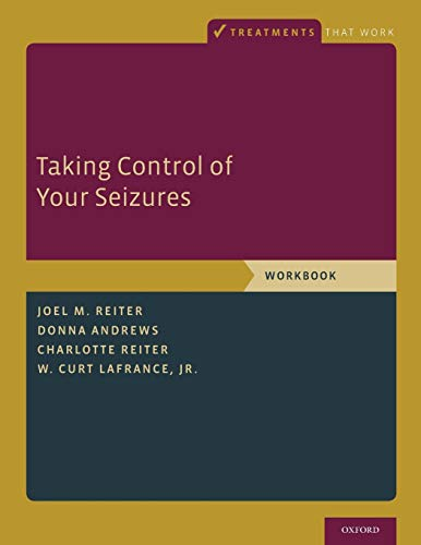 9780199335015: Taking Control of Your Seizures: Workbook