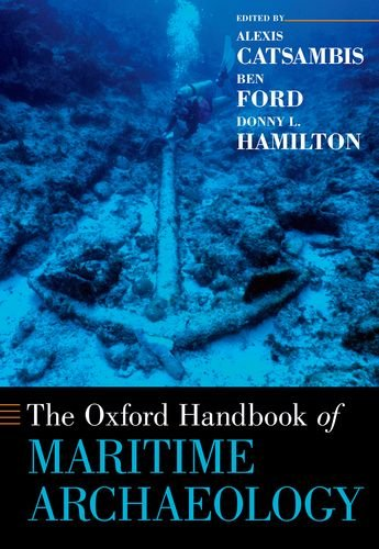 9780199336005: The Oxford Handbook of Maritime Archaeology (Oxford Handbooks)