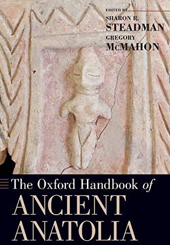 9780199336012: The Oxford Handbook of Ancient Anatolia