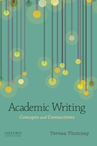 9780199338344: Academic Writing: Concepts and Connections
