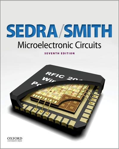Microelectronic Circuits (The Oxford Series in Electrical: Sedra, Adel S.;
