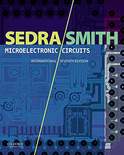 Microelectronic Circuits: Smith, Kenneth; Sedra, Adel S.