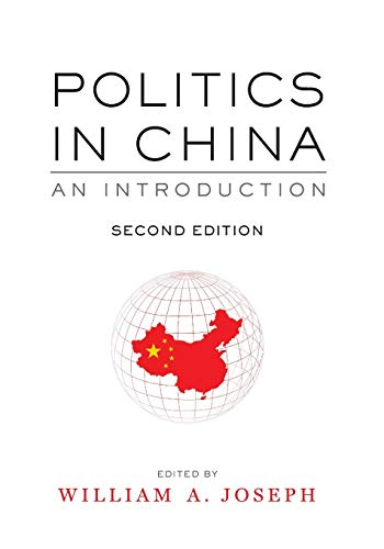 9780199339426: Politics in China: An Introduction, Second Edition