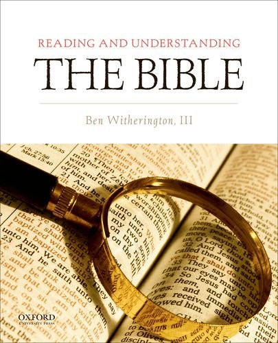 9780199340576: Reading and Understanding the Bible