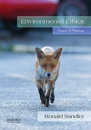 9780199340729: Environmental Ethics: Theory in Practice
