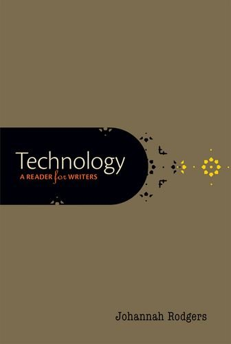 9780199340736: Technology: A Reader for Writers