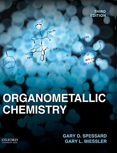 9780199342679: Organometallic Chemistry