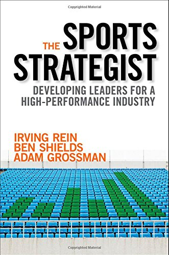 9780199343836: The Sports Strategist: Developing Leaders for a High-Performing Industry
