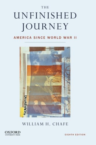 9780199347995: The Unfinished Journey: America Since World War II