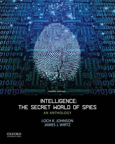 9780199348527: Intelligence: The Secret World of Spies, An Anthology