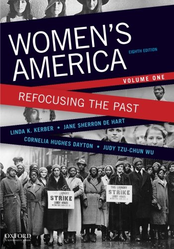 9780199349357: Women's America: Refocusing the Past, Volume One (Volume 1)