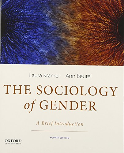 9780199349432: The Sociology of Gender: A Brief Introduction
