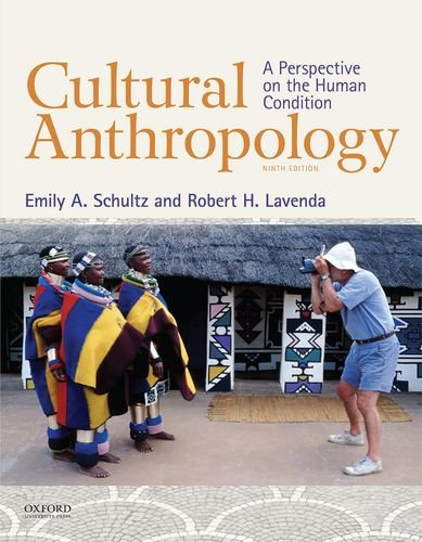9780199350841: Cultural Anthropology: A Perspective on the Human Condition