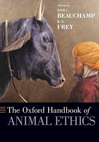 9780199351978: The Oxford Handbook of Animal Ethics