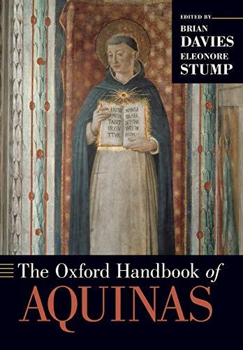 9780199351985: The Oxford Handbook of Aquinas (Oxford Handbooks)
