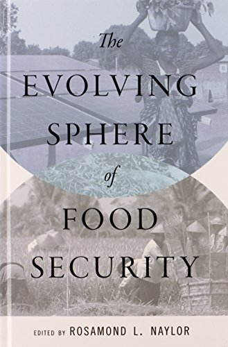 9780199354054: The Evolving Sphere of Food Security